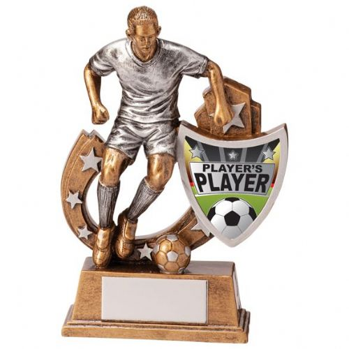 Galaxy Football Player's Player Award 125mm